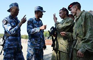 中国驻俄武官:俄军战斗经验对中国军队有益