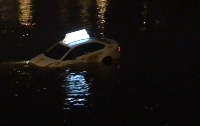 Автомобиль «Яндекс.Такси»