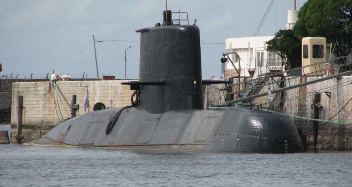 阿根廷海軍聖胡安號潛艇