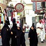 一男子因与女子说话在沙特被捕