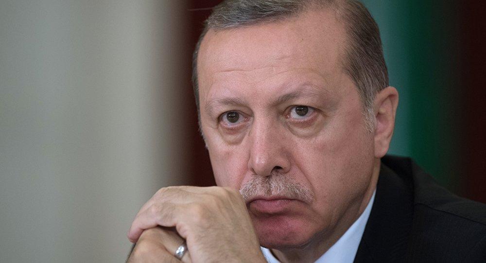 土總統致電普京表示在敘阿夫林的軍事行動將持