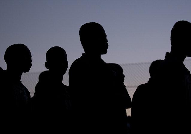 国际移民组织:1千多名移民和难民2018年初通过地中海到达欧洲