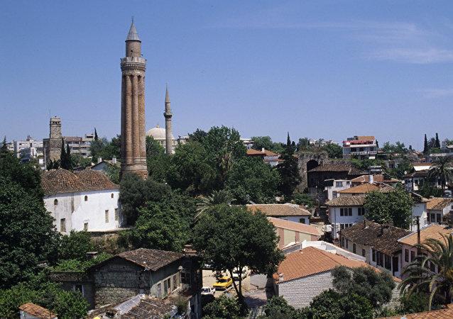 安塔利亚,土耳其