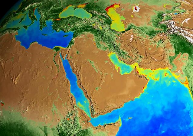 NASA公佈視頻展現地球20年面貌