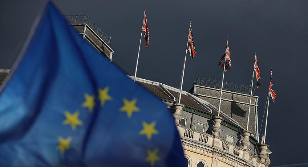 欧盟英国国旗