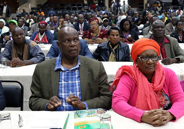 津巴布韦议会或将于11月22日就穆加贝弹劾案进行投票表决