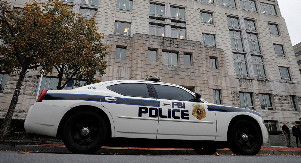 FBI Washington Field office building is seen in Washington