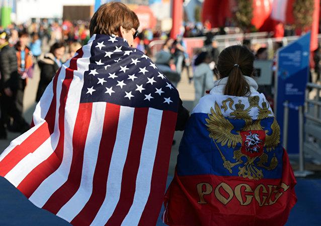 民调:俄美民众彼此好感度一年来有所下降