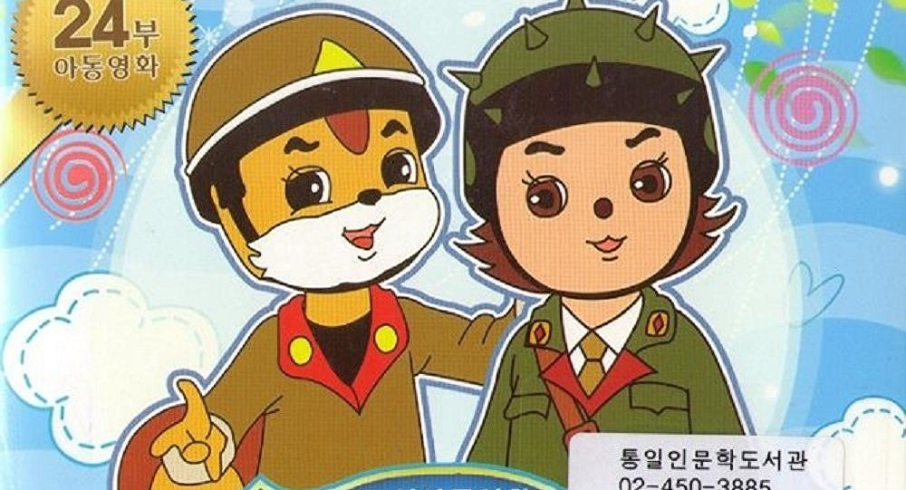 空军漫画人物图片