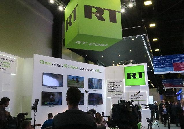 英国电信监管机构OFCOM消息称,已经对俄RT电视台开展七项新调查