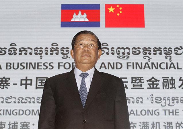 柬埔寨或成颜色革命的新目标?
