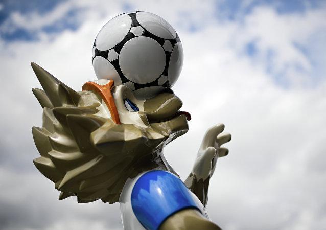 俄将推出瓷制世界杯奖杯纪念品