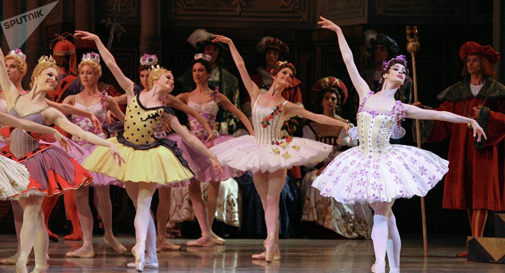 俄马林斯基剧场芭蕾舞团将为中国观众呈现近10年最华丽版《睡美人》