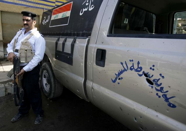 伊拉克发生汽车爆炸 导致至少20死40伤