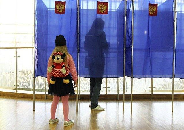 消息人士:美国企图通过非营利组织影响俄总统选举