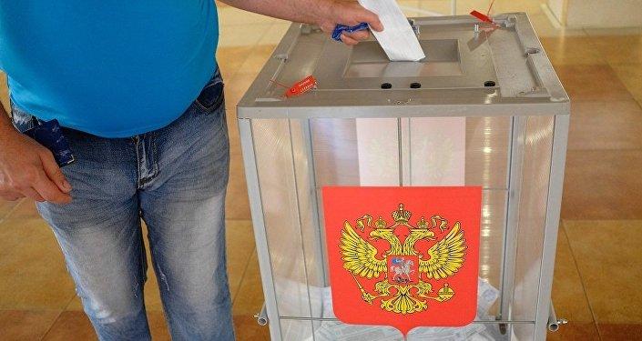 俄中選委:總統候選人競選活動開銷總計達13億盧布