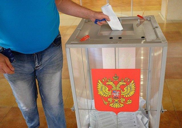 俄總理表示自己不會參加本次總統競選