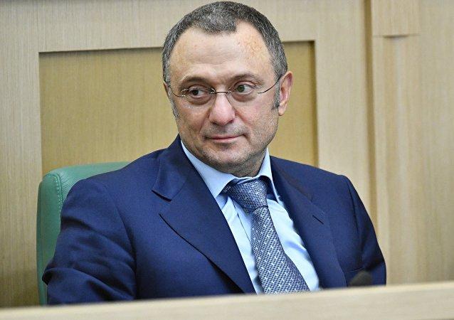 俄议员克里莫夫