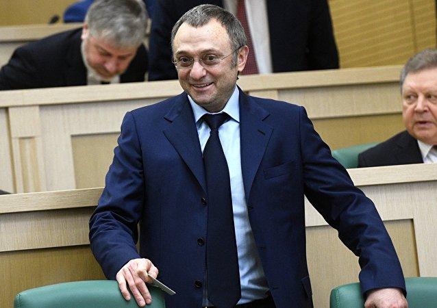 俄议员凯里莫夫