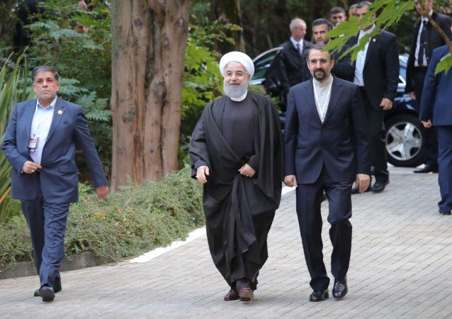 伊朗总统:某些大国为了达成目的不惜利用恐怖主义