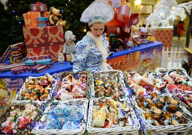 俄罗斯人期待收到哪些新年礼物?