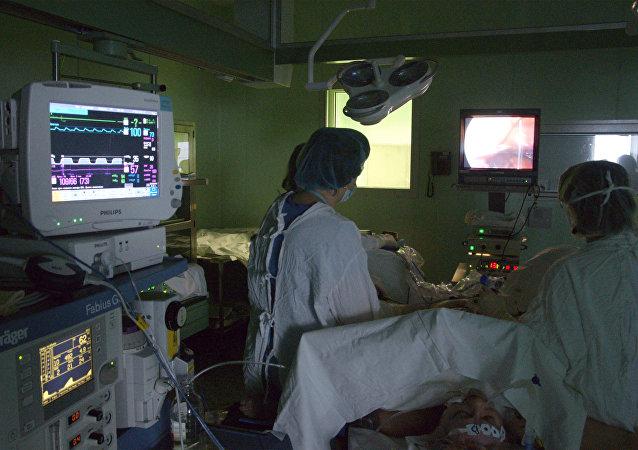 德国将对俄研制3D手术导航系统进行测试