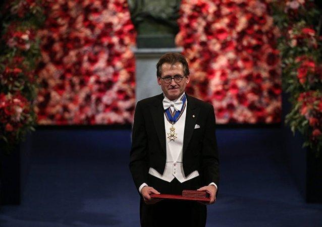 诺贝尔化学奖得主伯纳德·费林加