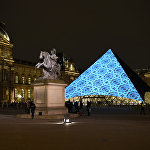 """法国在卢浮宫地下建造首台""""艺术""""粒子加速器"""