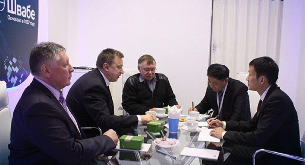 俄中两国将联合研发工业用激光器