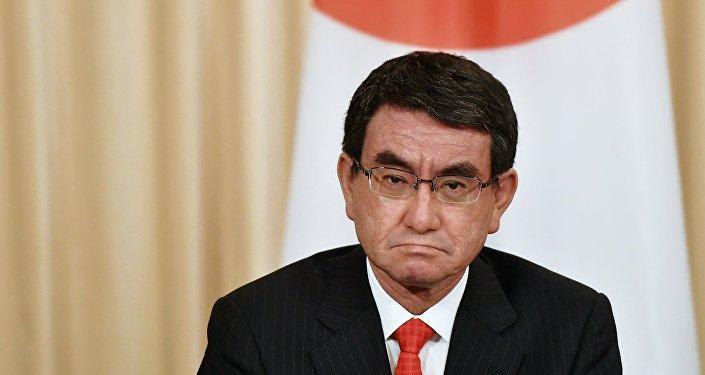 日本外相对蒂勒森离任表示遗憾