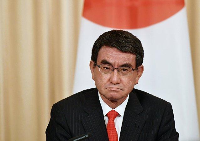 日本不谋求武力推翻他国政权 包括朝鲜