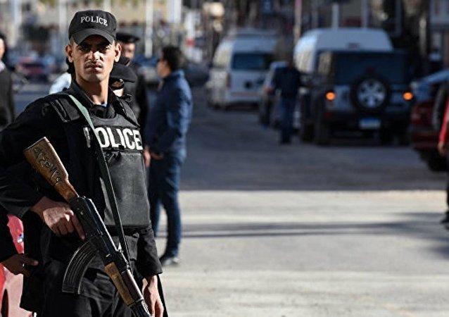 埃及内政部队