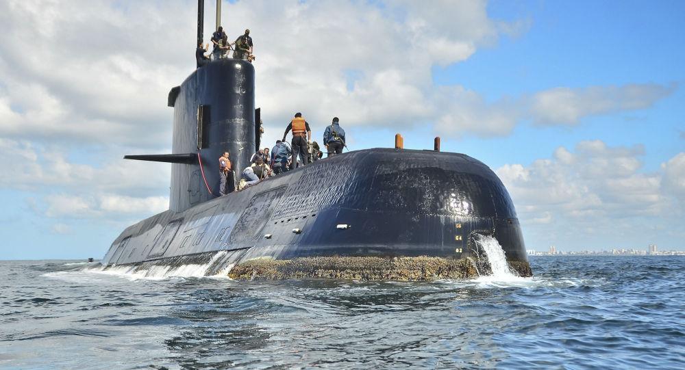 「聖胡安」號潛艇