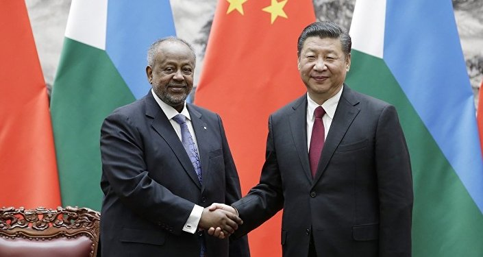 專家:中國在吉布提建立軍事基地等於在美印日印太戰略心臟插進一把寶劍