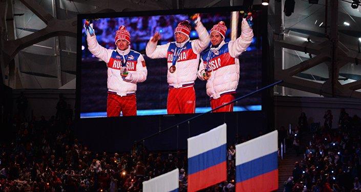韩国呼吁俄罗斯选手以中立的身份参加冬奥