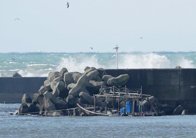 日海岸两日内发现第二艘载有疑似朝鲜公民遗体的船只