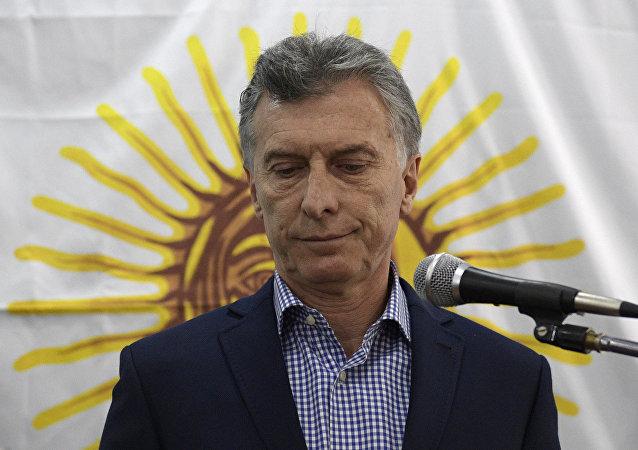 阿根廷总统马克里
