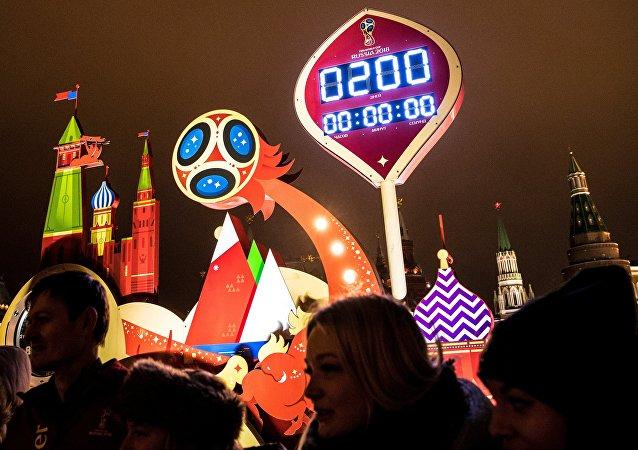 国际足联主席认为俄罗斯世界杯不会发生意外事故