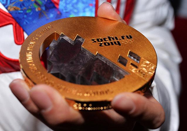 克宫:俄运动员在索契冬奥会取得的胜利难以窃取