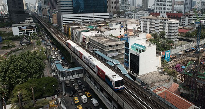 中泰兩國啓動絲綢之路鐵路項目