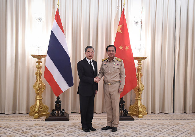 中国希望泰国就高铁项目能做出正确决定