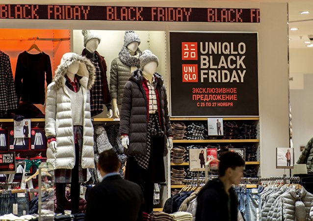 俄居民今年双十一消费额比去年减少45%