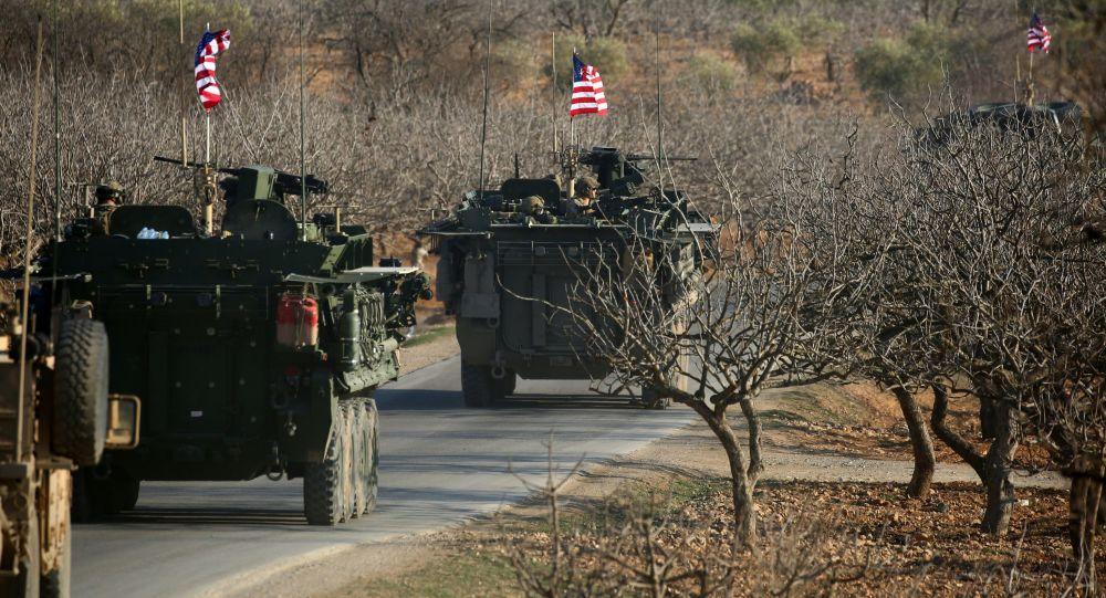 俄外長稱俄方懷疑美國欲在敘長期甚至永久性駐軍