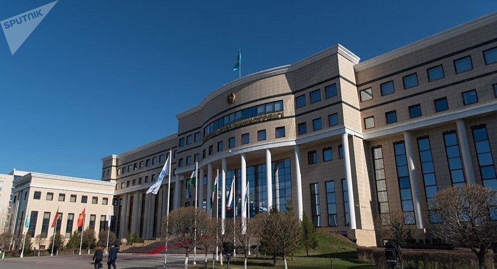 哈萨克斯坦外交部