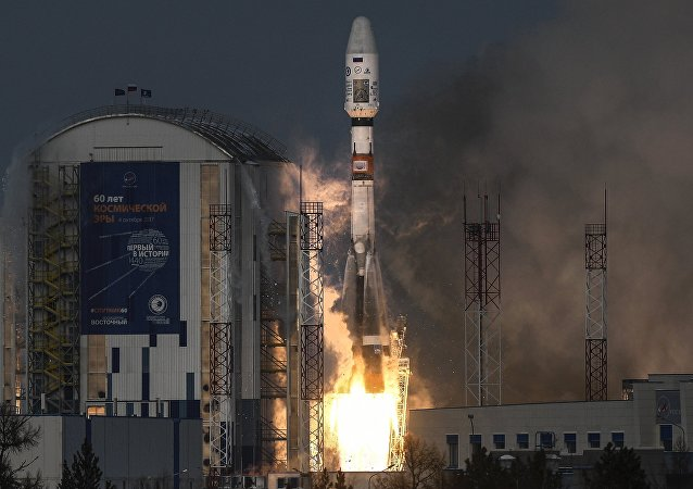 '联盟-2.1B'运载火箭