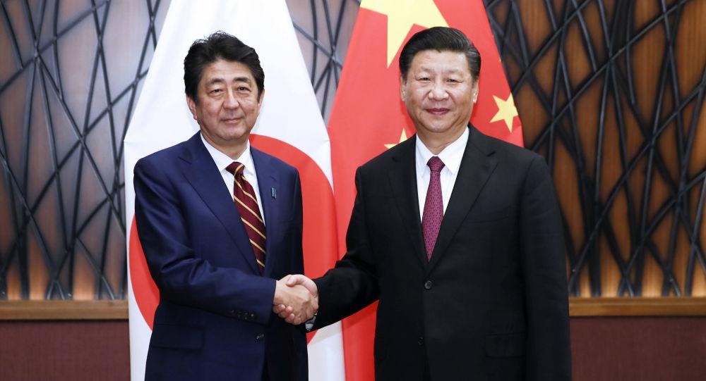 日本被迫成为中国新丝路上的合作伙伴
