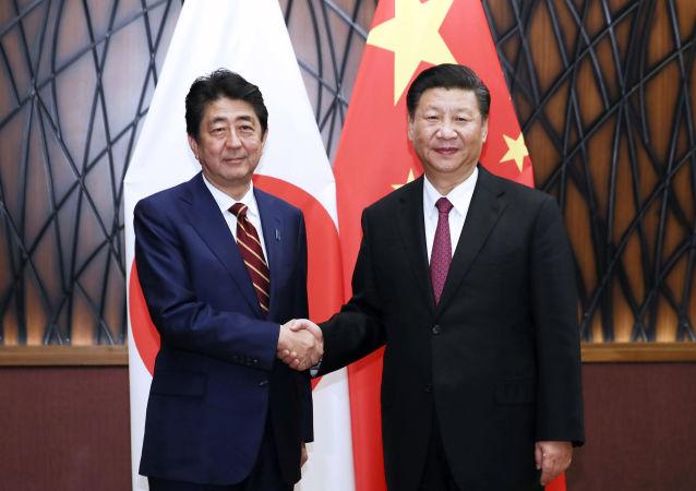 日本被迫成為中國新絲路上的合作夥伴