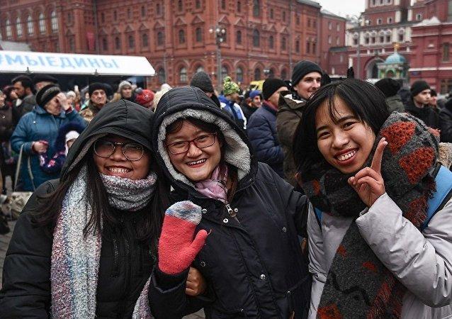 人民币升值利好出境游 俄罗斯成春节出游热门目的地