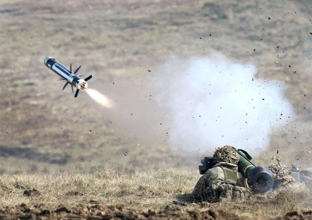 美国标枪反坦克导弹系统