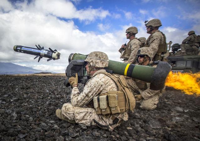 美国2019年国防预算预计划拨2.5亿美元用于为乌克兰在安全和情报领域提供援助